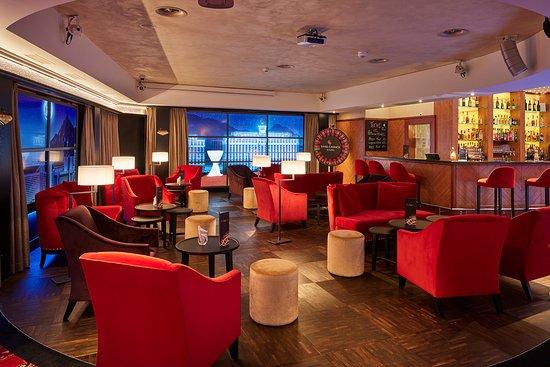 Swiss Casinos St. Gallen: Casino St. Gallen - Lounge