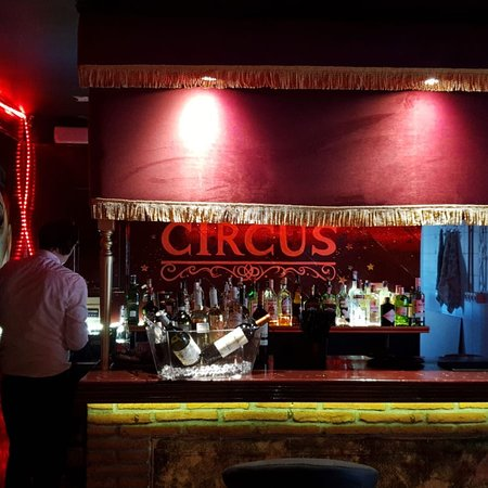 Elviria, Spain: The Circus Show Bar