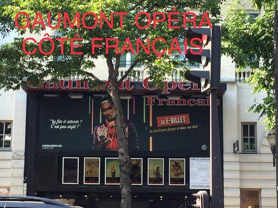 Cinema Gaumont Opera