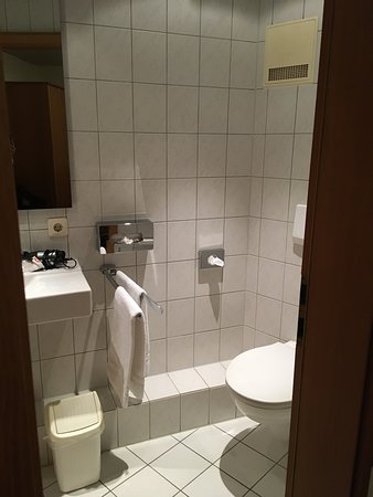 Hotel Restaurant Witte: Bad