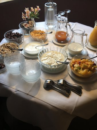 Hotel Restaurant Witte: Frühstücksauswahl
