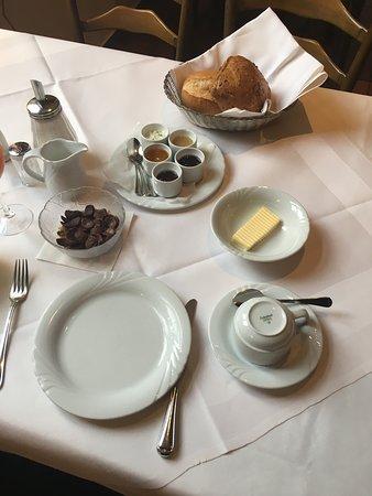Hotel Restaurant Witte: Frühstücksangebot