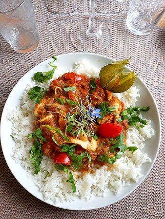 Commana, ฝรั่งเศส: poulet tandori