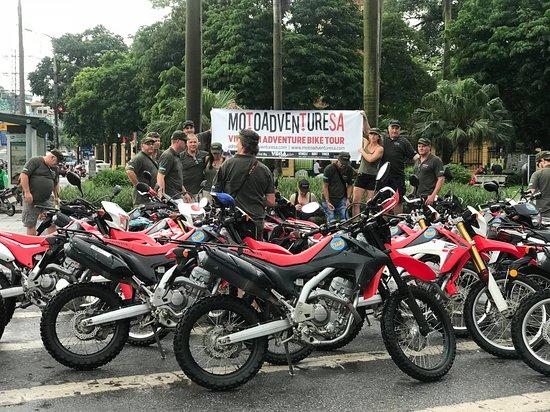 Thang Motorcycle Tour