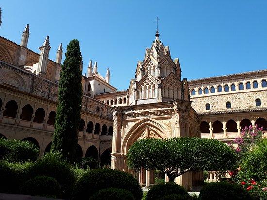 Museos del Real Monasterio de Guadalupe: Claustro del monasterio