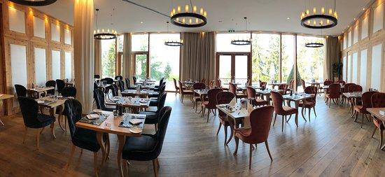 Mosern, النمسا: Speisesaal