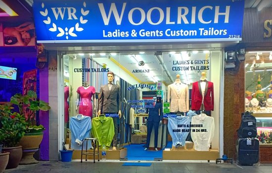 Woolrich Bespoke Tailor