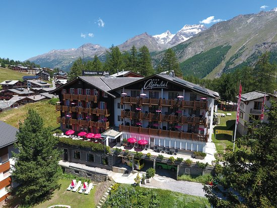 Swiss Family Hotel Alphubel, Hotels in Saas-Fee