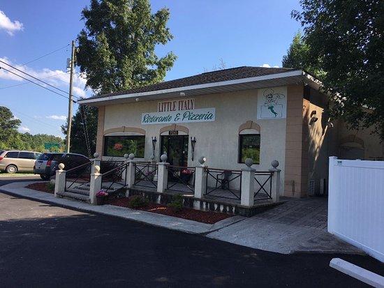 Stony Creek, VA: Little Italy Restaurant