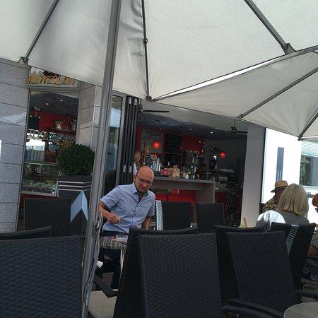 Germersheim, Deutschland: Eiscafé Bertolini