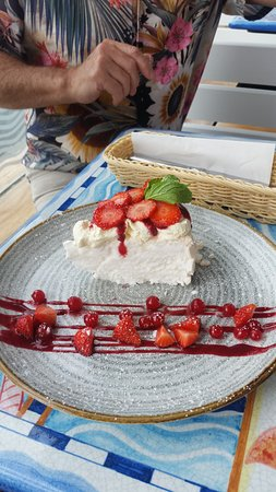Blue Bar: Dessert to wrap it up!!