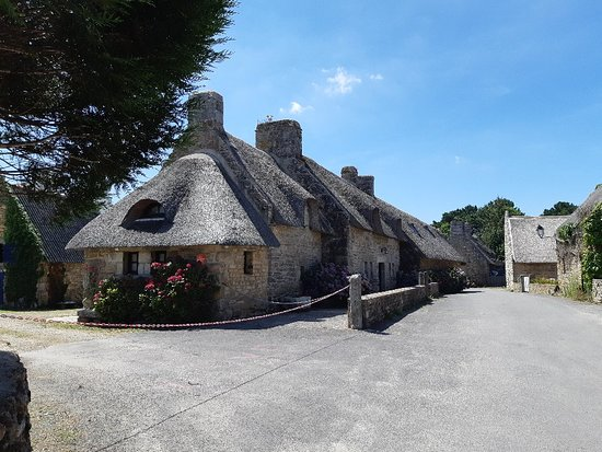 Nevez, France: Les Chaumières De kerascoët