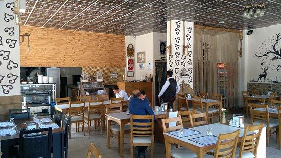Gölbaşı, Türkiye: Caglar Restaurant