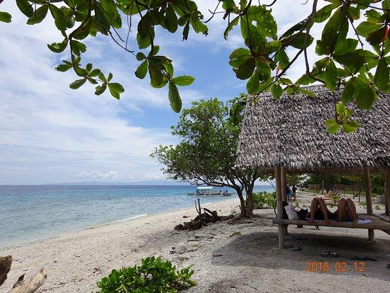 Sumilon Island, Philippinen: スミロン ブルーウォーター アイランド リゾート