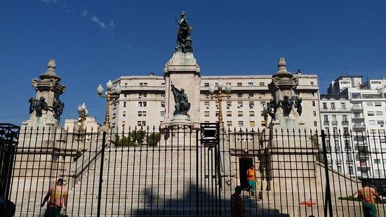 Monumento de los dos Congresos