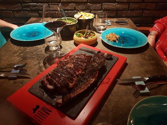 Melhor steakhouse de sempre!!