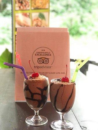 Mango Tree Restaurant & Bar Lipa Noi, Samui: Happy @mango tree restaurant & Bar, Koh Samui