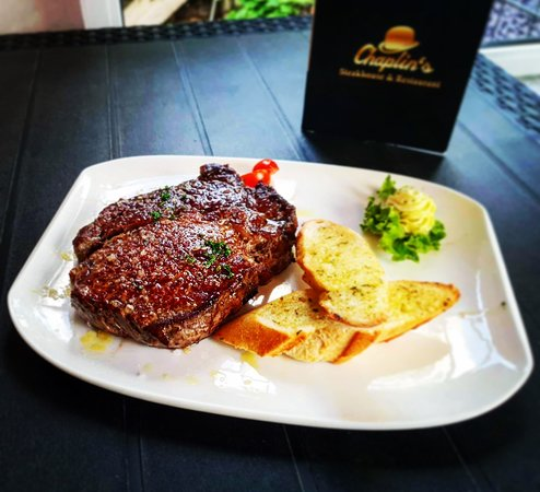 Ginsheim-Gustavsburg, Germany: 500g Angus Rib Eye Steak (Nebraska U.S.A.)