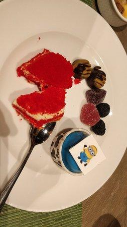 Amazing food, great hospitality
