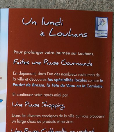 Louhans Market照片