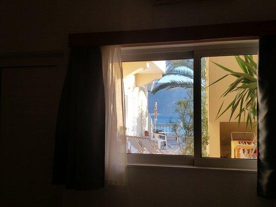 Pigadia, Yunani: unica finestra camera numero 15