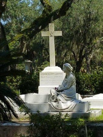 Bonaventure Cemetery: 20180807_123455_large.jpg