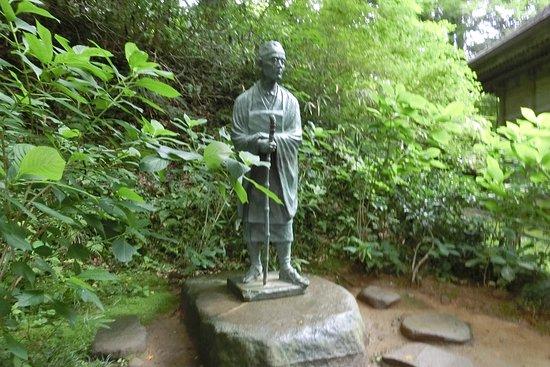 Matsuo Basho Statue