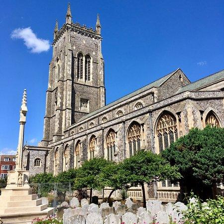 Bilde fra Cromer Parish Church (St Peter and St Paul)