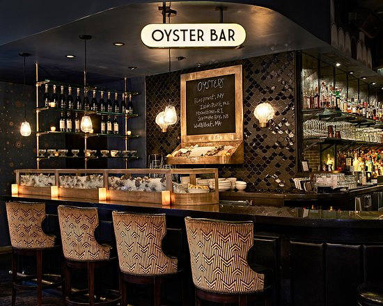 The Roxy Hotel Tribeca: The Roxy Oyster Bar
