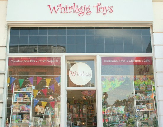 Royal Tunbridge Wells, UK: Whirligig Toys - Creative things to make and do