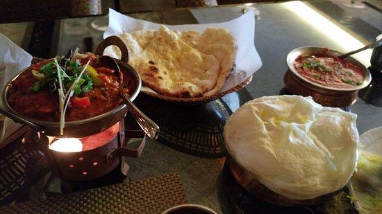 Very Good Taste Thecbest Indian Cuisine Ever In Jeddah Picture Of Zaikaki Jeddah Tripadvisor