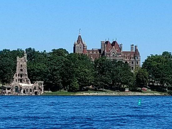 Boldt Castle and Yacht House照片