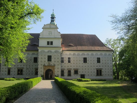 Castle Doudleby nad Orlici