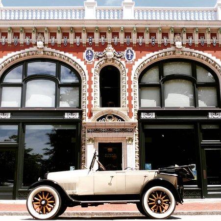 Newport Classic Car Tours