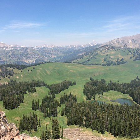 Wilson, WY: Ski Lake Trail