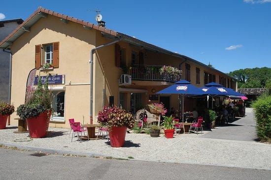 Sainte Julie Ain Restaurants