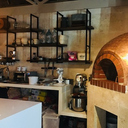 Warm and inviting interior - Picture of Van Der Linde Restaurant ...