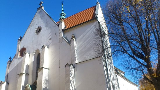 ‪St. Wenceslas Church (Kostel Sv. Vaclava)‬