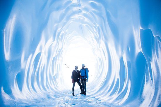 Glacier View, Аляска: Join an Ice Cave Adventure today!