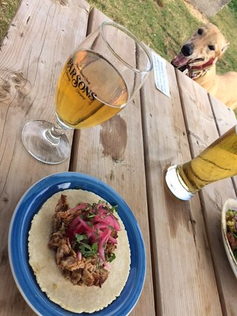 Family/Pet Friendly with Good Food & Brews