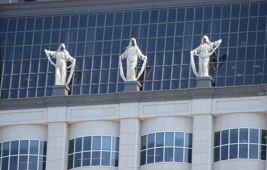 Corporate Goddesses