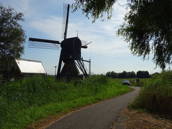 Belanda Selatan, Belanda: Woerdense Verlaat(gemeente Nieuwkoop);Westveense Molen