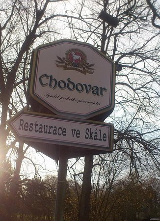 Chodova Plana, Τσεχική Δημοκρατία: Restaurace ve Skále - Chodová Planá - Chodovar