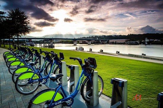 Bike Chattanooga Bicycle Transit System