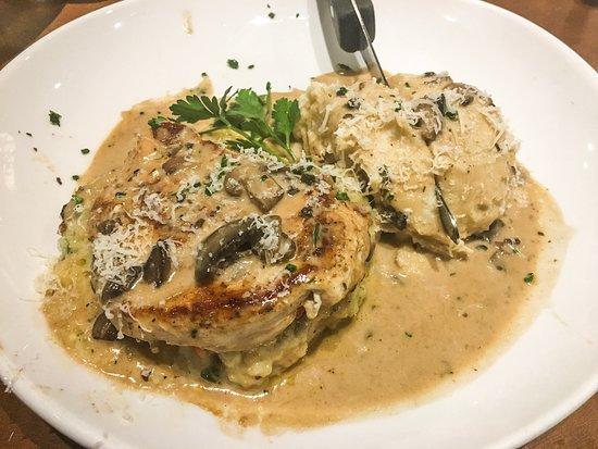 Stuffed Chicken Marsala Castello Del Poggio Moscato Perfection Picture Of Olive Garden Italian Restaurant Winston Salem Tripadvisor
