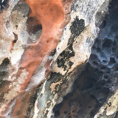 Bako National Park, Malaysia: Prachtige rotsen