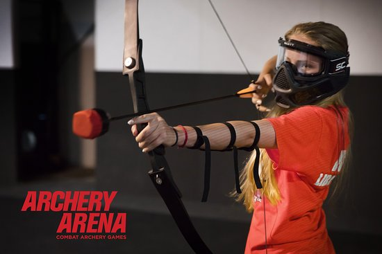 Archery Arena (Dodgeball Archery)