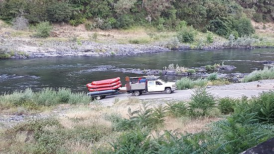 ROW Adventures - Rogue River Rafting (Merlin) - UPDATED 2019