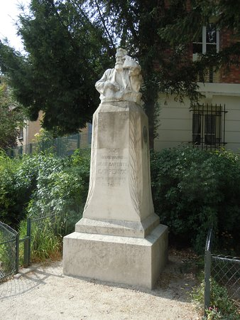 Buste de Jean Baptiste Carpeaux