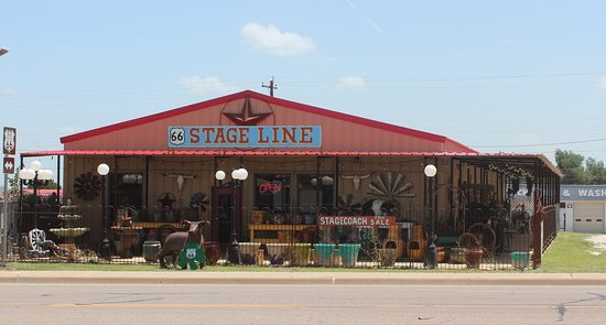 Shamrock, TX: Rustic furniture, Antiques & Gifts